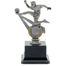 Trophy soccer 18 cm