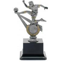 Trofeo calcio cm 18 fino a 5 pz