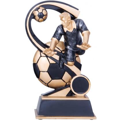 Trofeo calcio cm 19