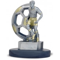 Trofeo calcio cm 27