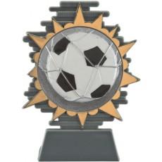 Trofeo calcio cm 14 fino a 5 pz