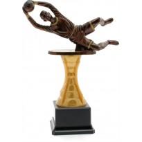 Trofeo portiere cm 28