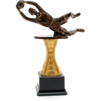 Trophy goalkeeper 28 cm