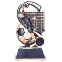 Trofeo portiere cm 19
