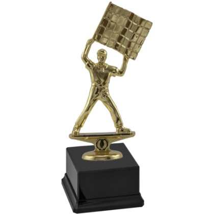 Trofeo go-kart cm 17