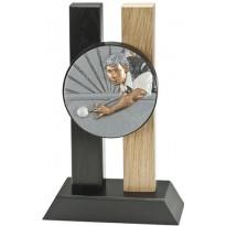 Sports trophy 23 cm