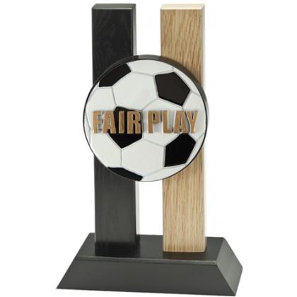 Trofeo calcio fair play cm 23