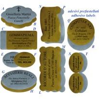 Conf. 4800 adesivi neutri mm 45x21