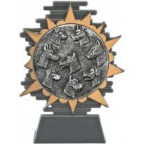 Trofeo cane cm 14