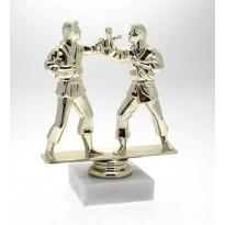 Trofeo Karate cm 15