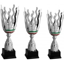 Series of 3 trophies