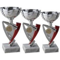 Series of 3 cups - until 5 pz