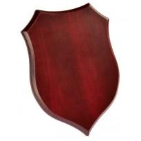cod. 25.090 - Crest legno cm 25 con supporto
