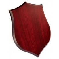 cod. 25.091 - Crest legno cm 26 con supporto