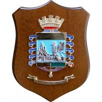 cod. P.CR02 - Crest Finanza cm 20