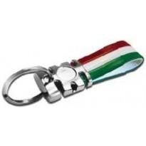 cod. P.GAD.23.090 - Portachiavi tricolore int.10