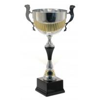 cod. P141.6361 - Trofeo con manici cm 46 ø 18