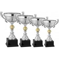Series of 4 trophies