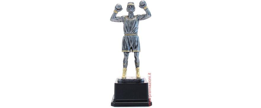 Trofei boxe