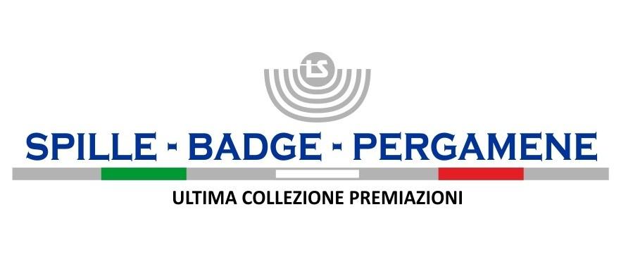 Spille Badge Pergamene
